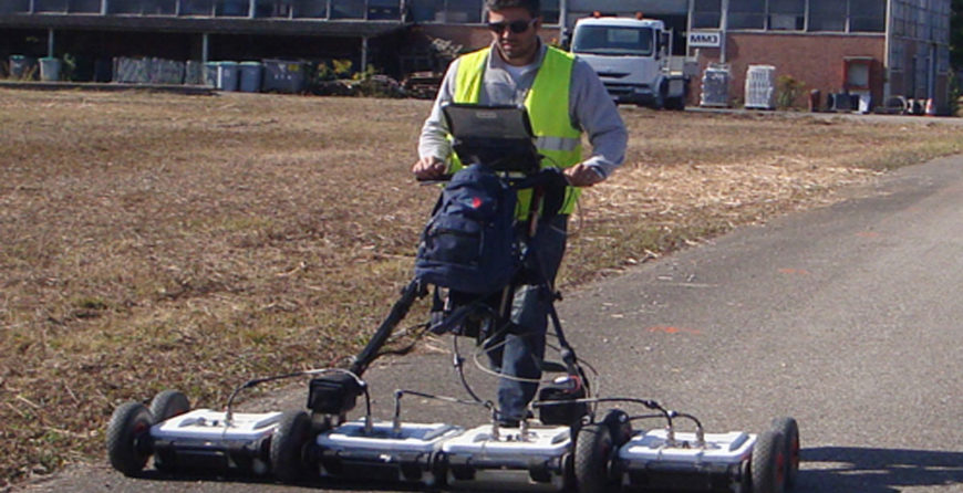 Geo | New reference practice for ground penetrating radar