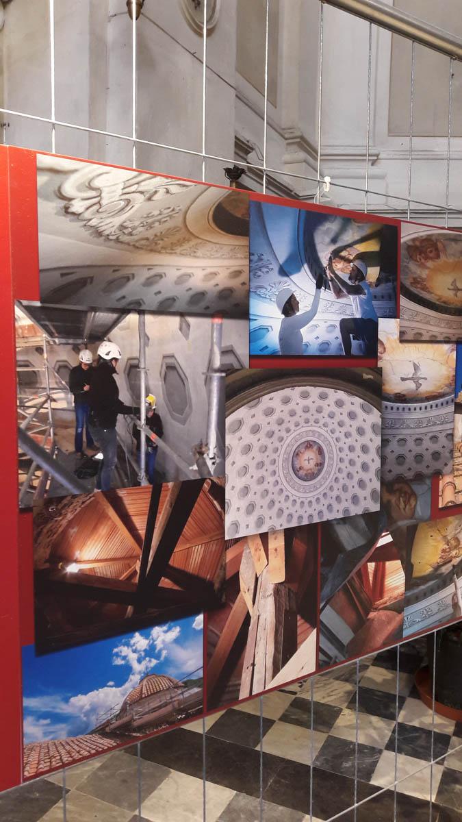 """SO.IN.G presente all'inaugurazione della mostra """"Il cantiere della cattedrale di Pescia, creatività e conservazione"""""""