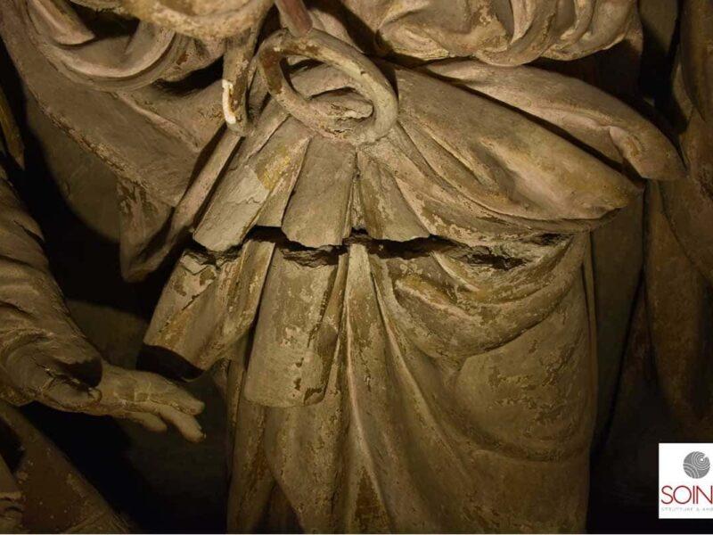 altare bergarelli abbazia san pietro