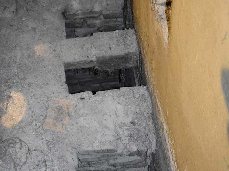 indagini non invasive-abbazia benedettina san pietro