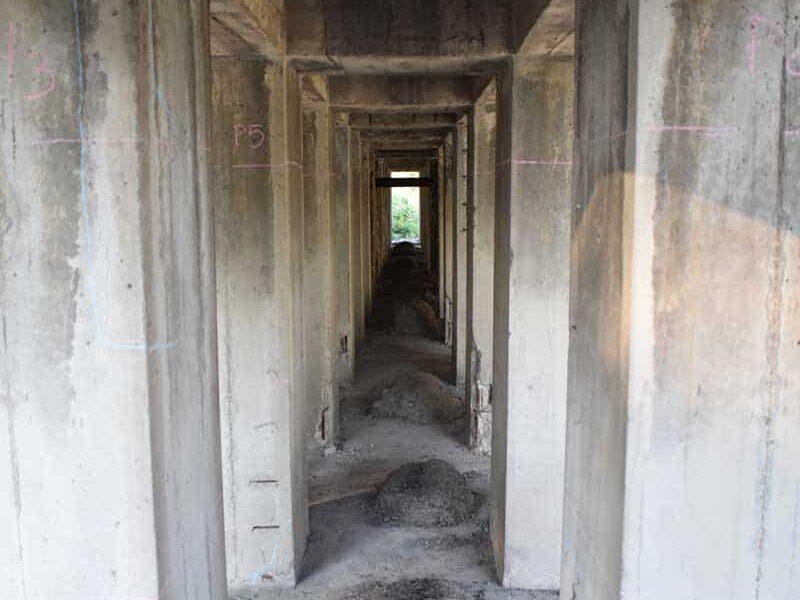 interventi straordinari ponte bacchelli